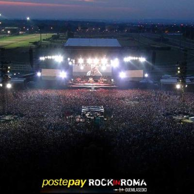 Postepay Sound Rock In Roma 2016